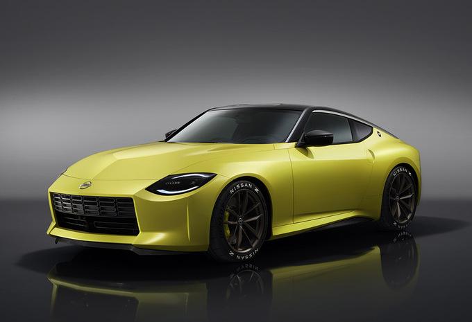 Officieel: Nissan Z Proto, maar niet voor ons #1