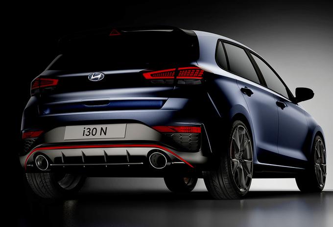 DCT voor gefacelifte Hyundai i30 N #1