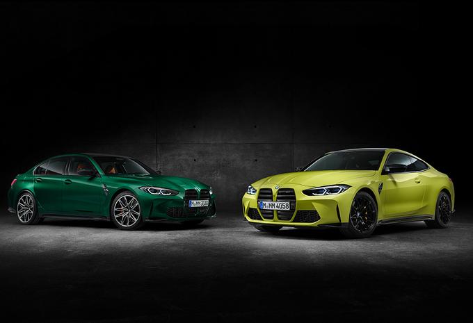 Officieel: BMW M3 en M4 Competition #1