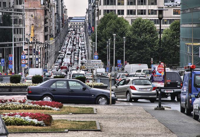 Bruxelles : la surveillance de la LEZ est implacable #1