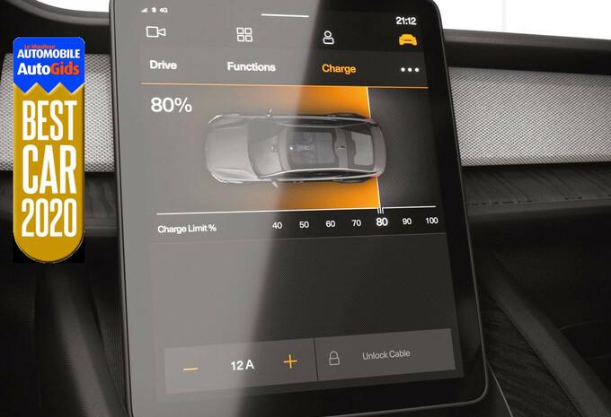 Best Car Awards 2020 : grandes électriques #1