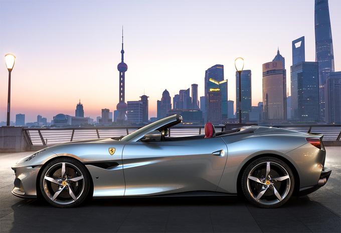 Ferrari Portofino nu als Modificata #1