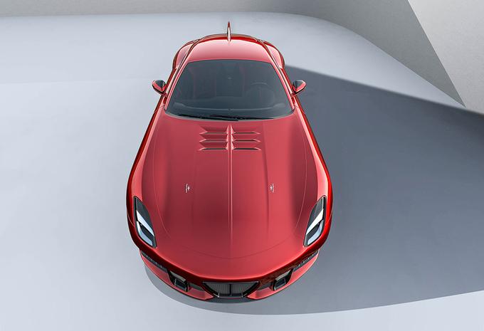 Touring Superleggera Aero3 is (g)een Alfa Romeo #1