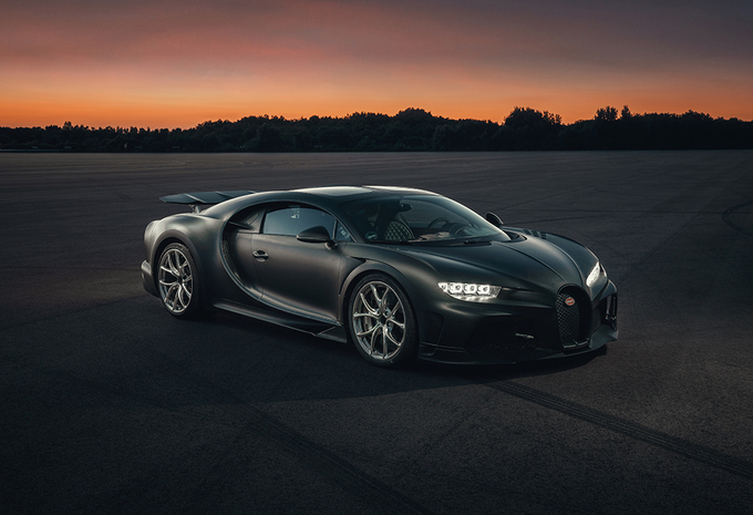 Bugatti pourrait être rachetée par Rimac #1