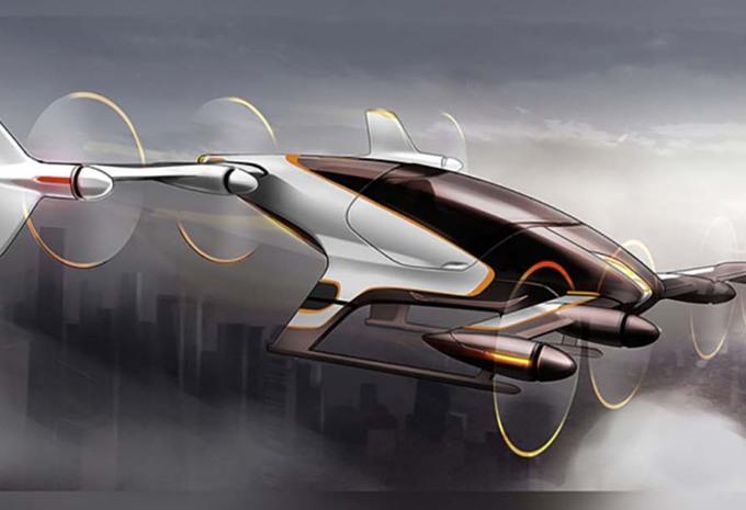 GM s'intéresse aux taxis volants électriques #1
