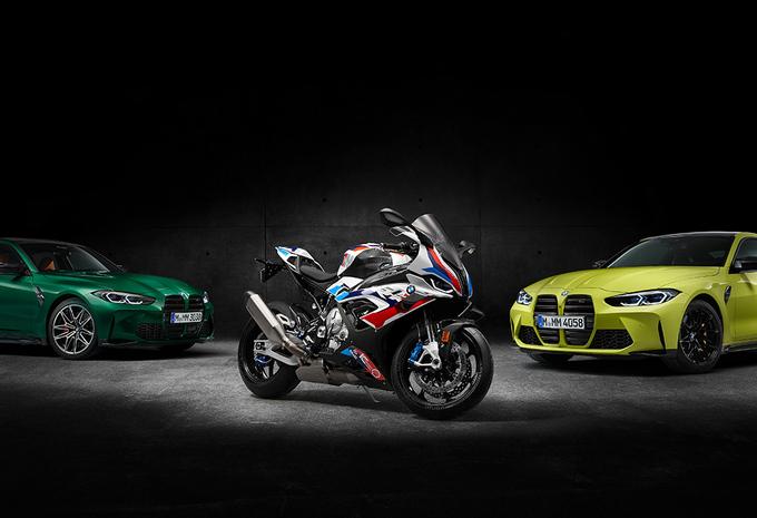 BMW kleeft de M-badge nu ook op zijn motoren #1