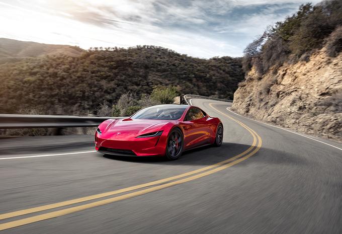Tesla Roadster : fusée planante et essuie-glaces électromagnétiques #1