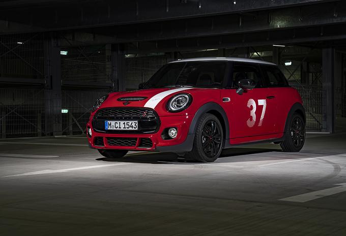Mini Paddy Hopkirk Edition viert overwinning in de Monte-Carlo #1