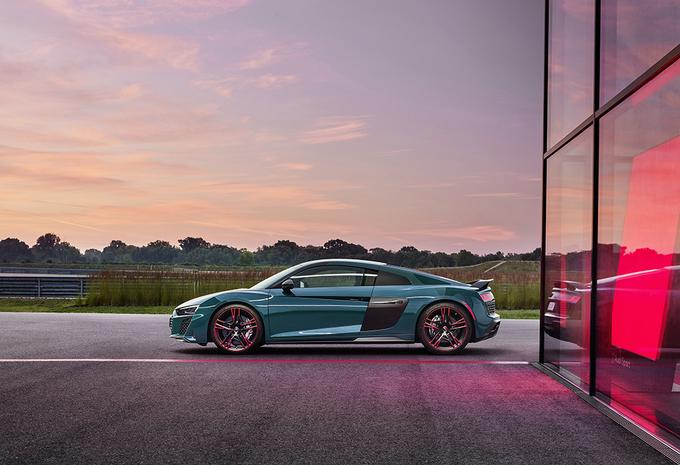 Officieel: Audi Sport R8 Green Hell eert de Nürburgring #1