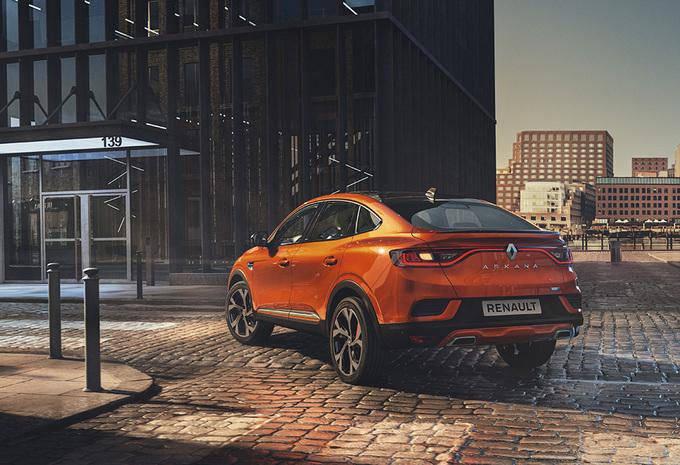 Officieel: Renault Arkana is Captur SUV-Coupé #1
