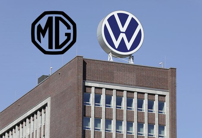 VW imite FCA et rachète du quota CO2 à MG #1