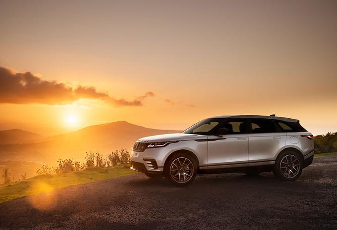 Range Rover Velar: nu ook hybride en met nieuwste infotainment #1
