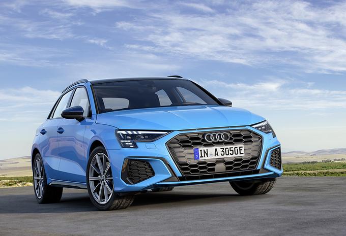 Audi A3 Sportback 40 TFSI e : hybride logique #1
