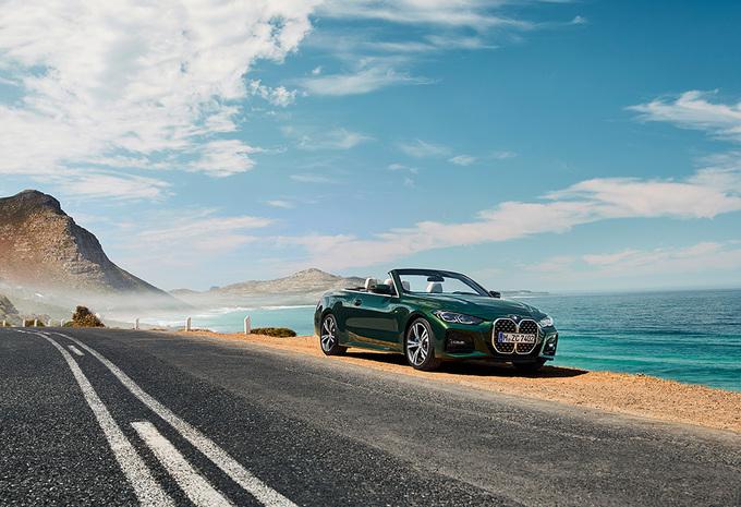 Officieel: BMW 4 Reeks Cabrio #1