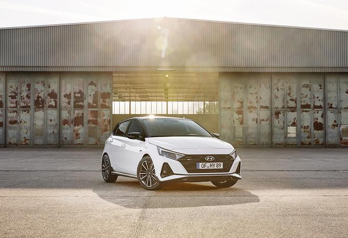Hyundai i20 ook verkrijgbaar als sportieve N Line #1