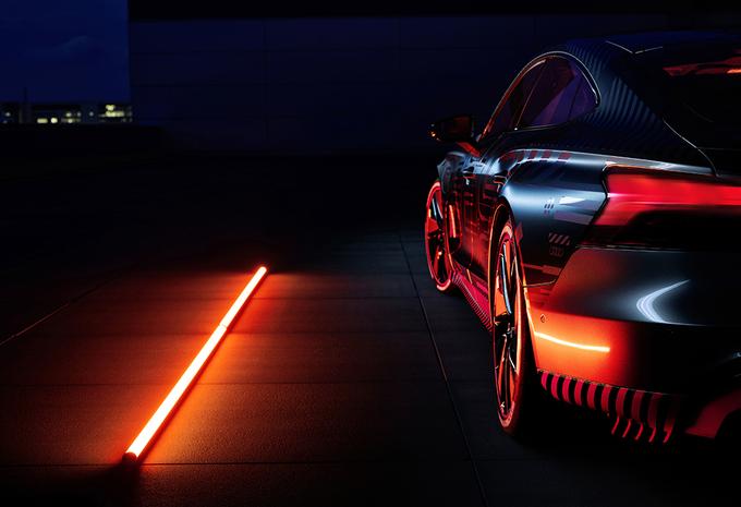 Audi E-Tron GT : la production débute cette année #1
