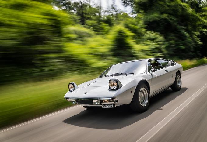 La Lamborghini Urraco célèbre son cinquantenaire #1