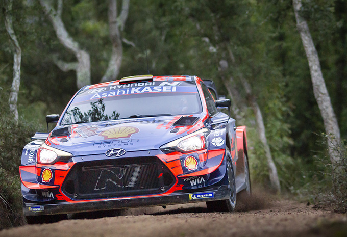 Sordo wint Rally van Sardinië, Neuville spurt naar tweede plaats #1