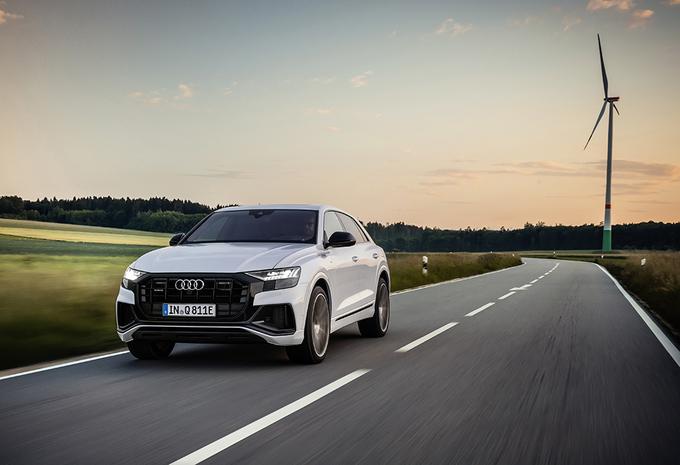 Audi Q8 : au tour des versions hybrides rechargeables TFSI e #1