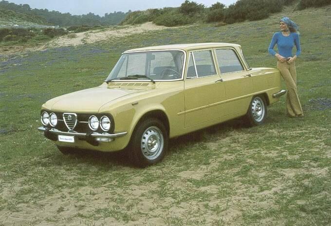La bonne affaire de la semaine : Alfa Romeo Giulia (1962-1978) #1