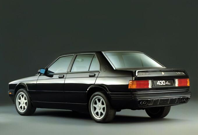 Maserati 430 (1986-1994)