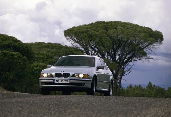 Throwback: BMW 5 Reeks (1995-2004) #1