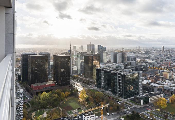 Bruxelles : étudier la pollution de l'air pour mieux respirer #1