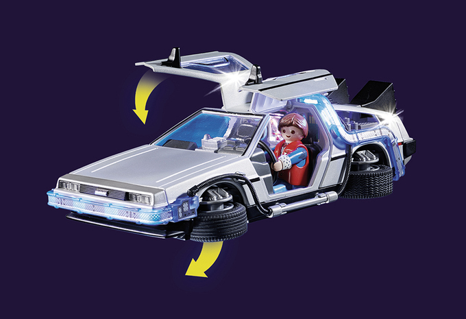 'Back to the future' in het klein #1