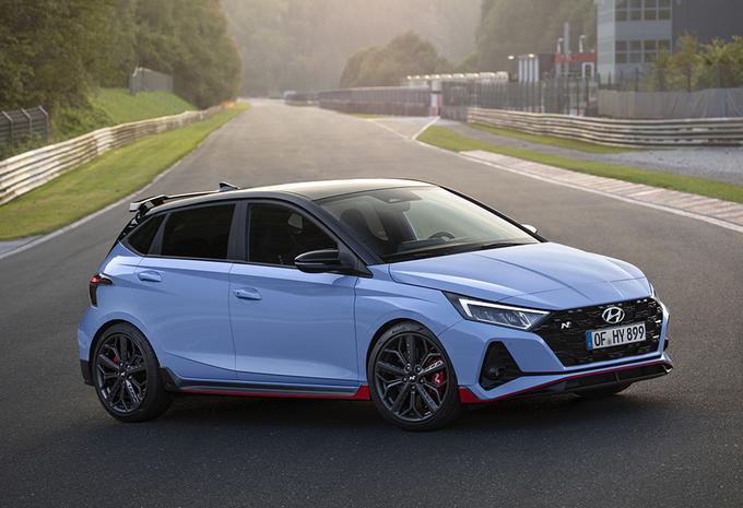 Officieel: Hyundai i20 N brengt nieuw leven in de GTI-brouwerij #1