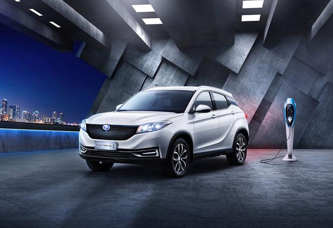 Nieuwe Chinese SUV komt aan in Europa #1