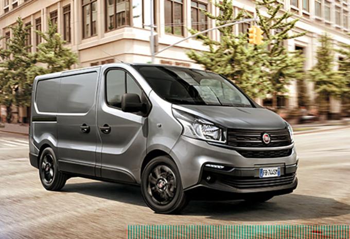 Renault et Fiat mettent un terme à leur collaboration pour les utilitaires #1