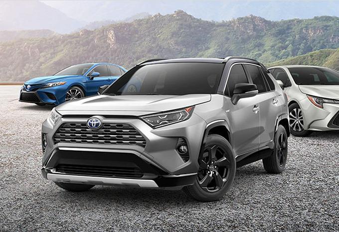 Toyota, marque automobile la plus puissante #1