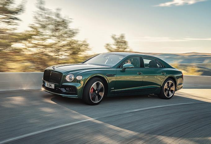 Komt Bentley binnenkort onder Audi te staan? #1