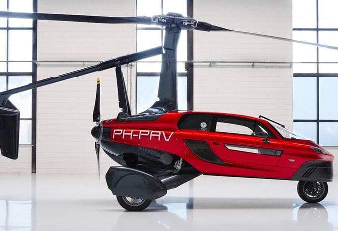 Les Pays-Bas autorisent les voitures volantes #1