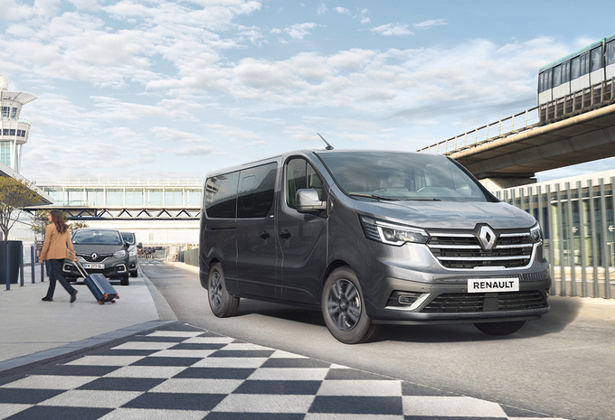 Renault renouvelle son Trafic  #1