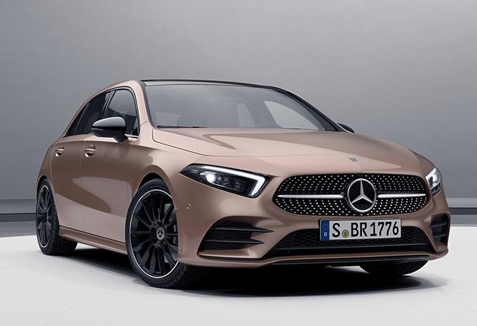 Nouveau Diesel d'entrée de gamme pour les petites Mercedes #1