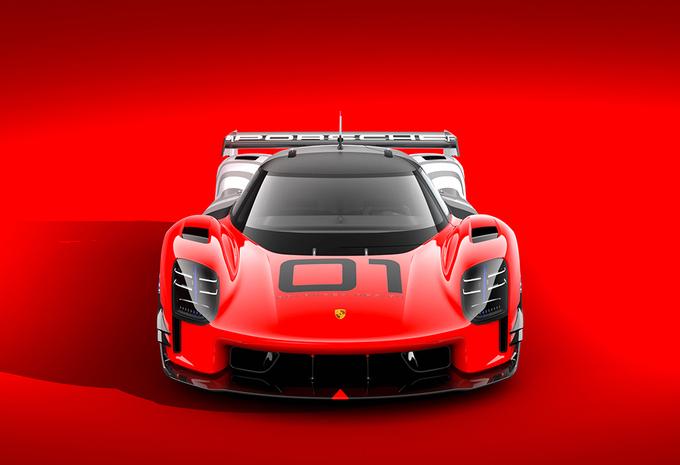 Porsche toont geheime designstudies - deel 3/3 #1