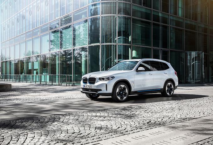 Alle BMW's krijgen een elektrische versie #1