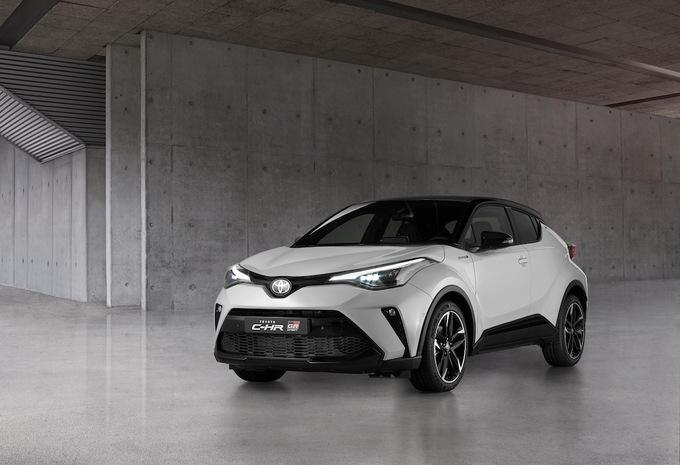 Toyota propose la C-HR en finition GR Sport #1