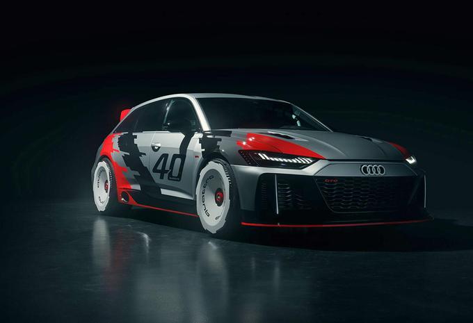 Audi RS 6 Avant nog cooler als GTO Concept #1