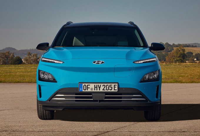 Hyundai Kona Electric gaat Tesla achterna #1