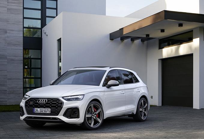 L'Audi SQ5 renouvelée conserve son TDI #1