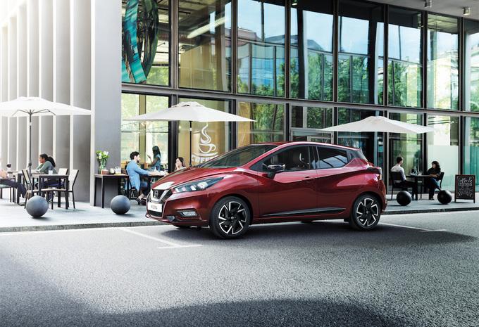 Nissan Micra : plus propre, plus sûre #1