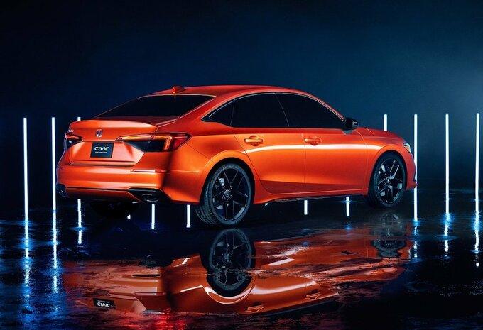 Honda Civic Concept is braver maar nog steeds stoer #1