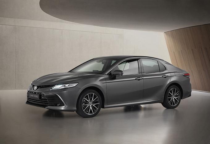 Toyota Camry : première mise à jour #1