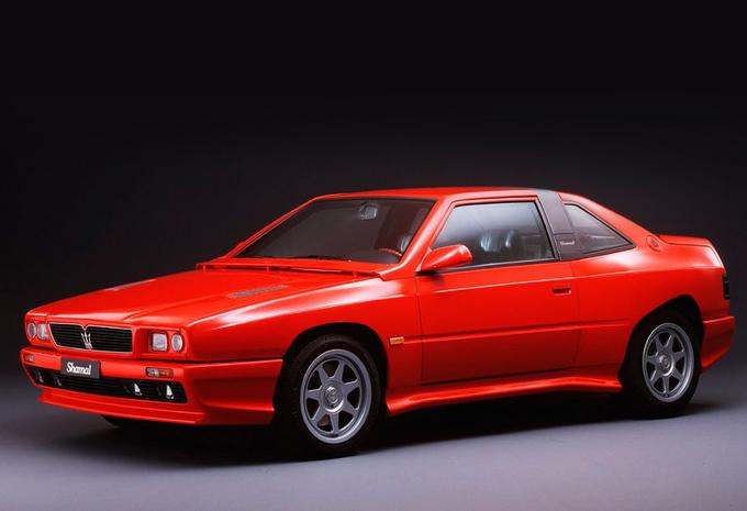 Comeback Maserati Shamal in de maak #1
