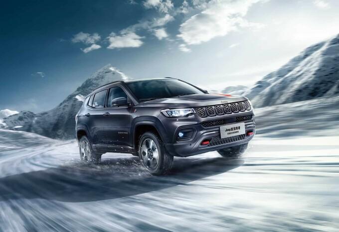 Jeep Compass : lifting présenté en Chine #1