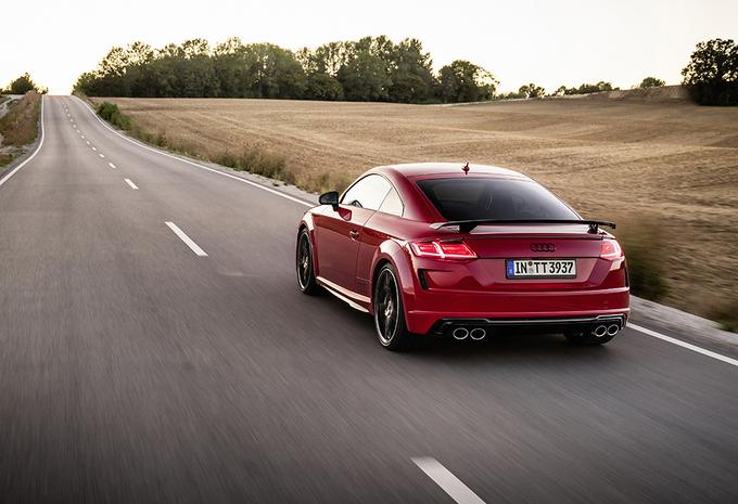 Audi TTS Competition Plus : un peu plus sportif #1