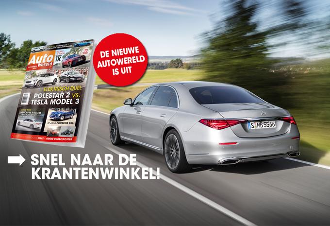 AutoWereld 420 met veel tests én gratis dubbelposter #1