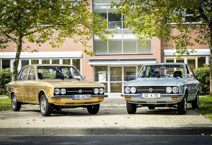 VW K70 : cinquantenaire de la première Volkswagen moderne #1